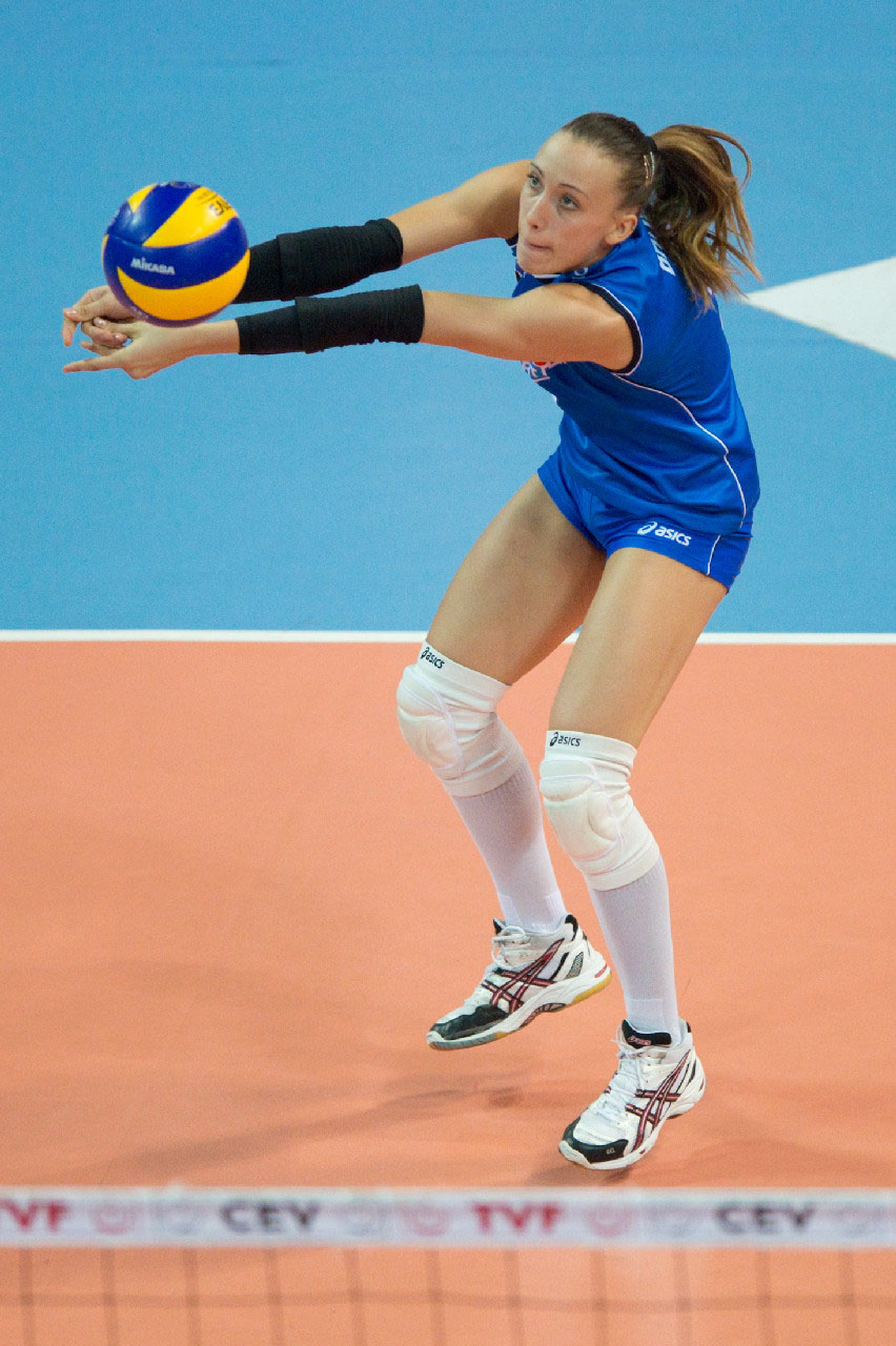 2012 CEV Junior Volleyball European Championship, Bronze medal match, Italy vs. Russia