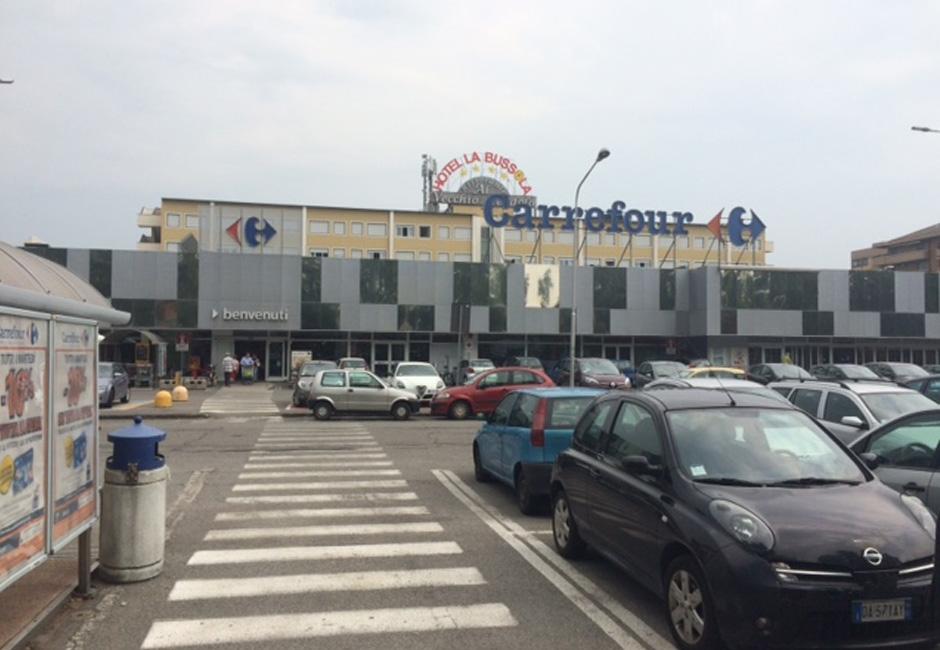 Ad Arona, prima uscita ufficiale da neo sindaco di Gusmeroli: consiglio a San Luigi
