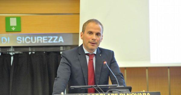 Teatro Coccia, l'imprenditore Ravanelli presidente