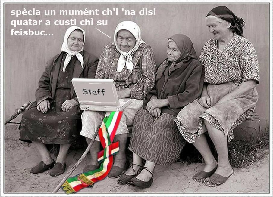 Vecchiette staff