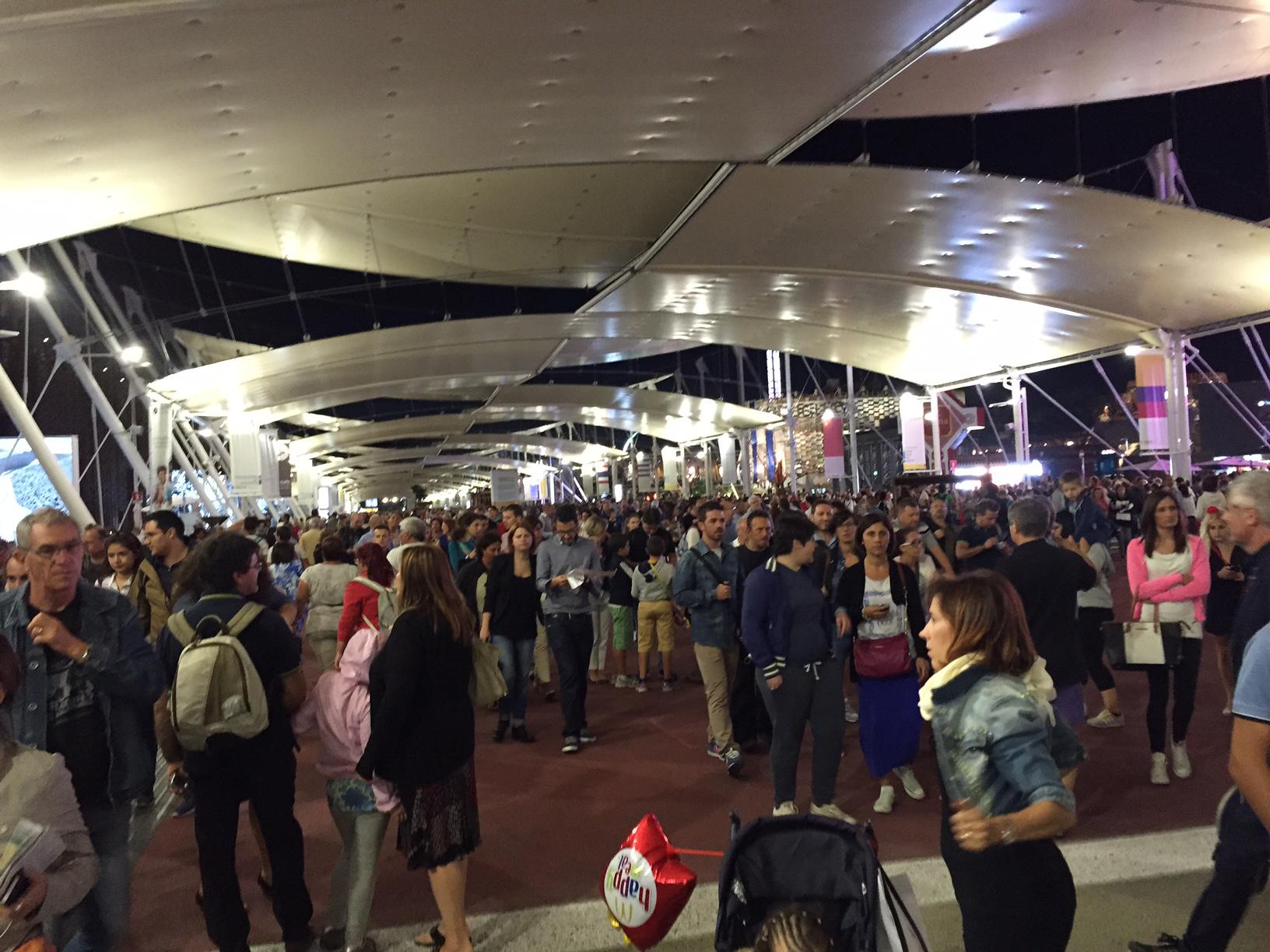 Se è record ingressi a Expo, è record arrivi e prenotazioni anche a Novara