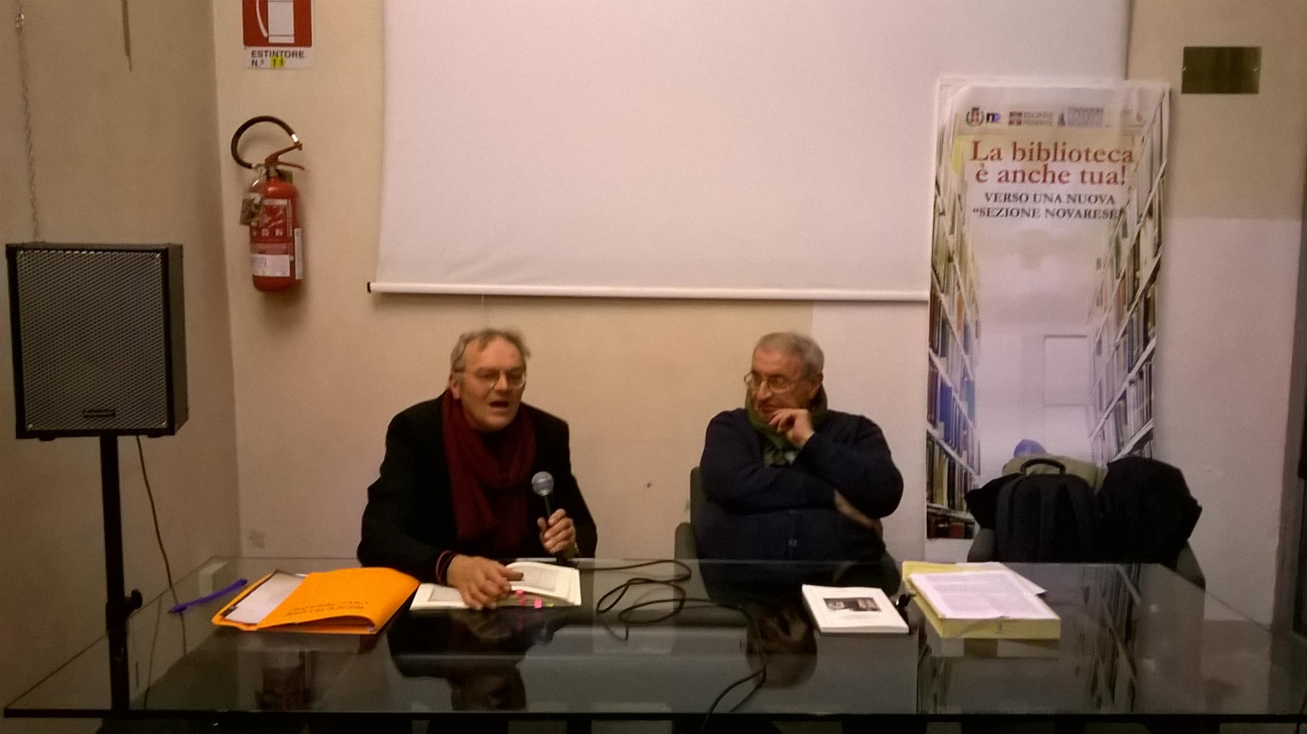 Quando i social sono davvero... socializzanti e fanno cultura: la storia di Novara a puntate