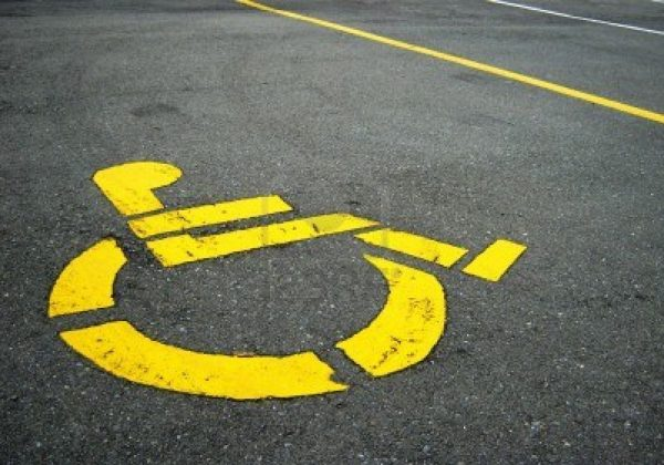 Novara, nuovi parcheggi per disabili