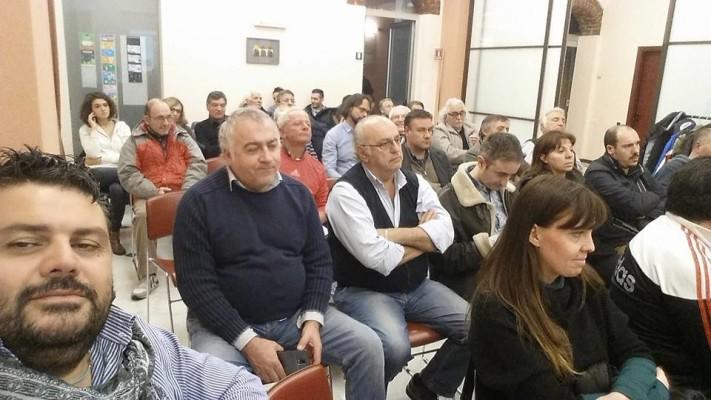 Io Novara riunione