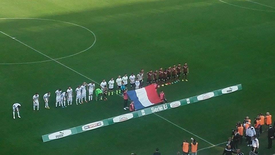Novara distratto... Alla Salernitana basta un goal