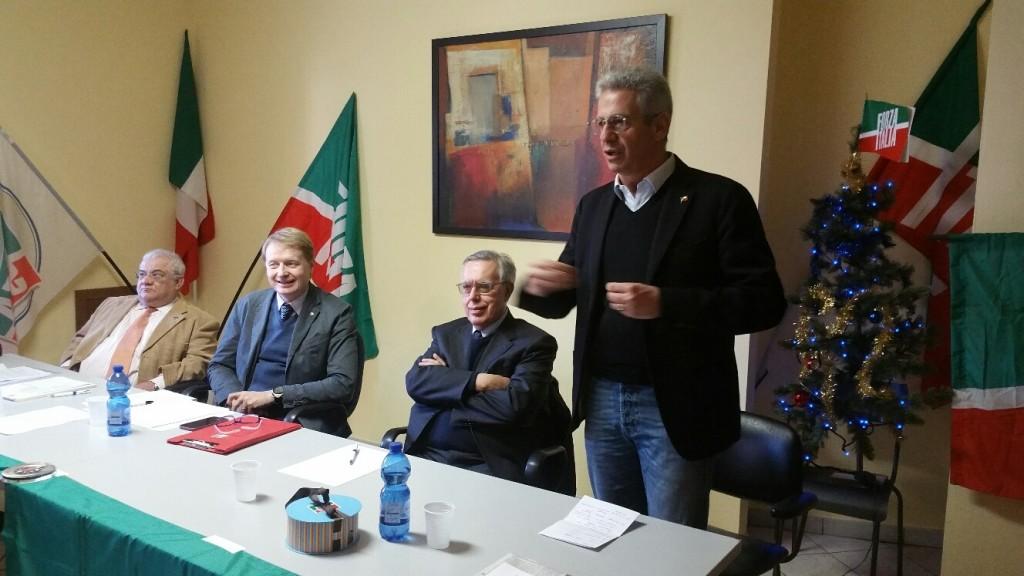 Forza italia congresso