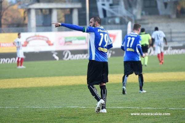 Novara Calcio 19 dicembre