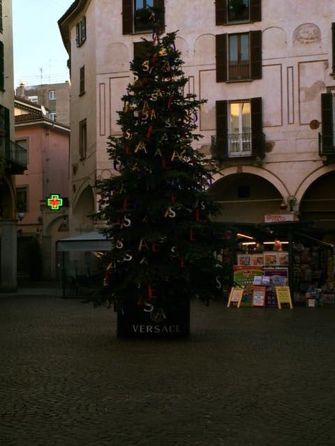 albero versace