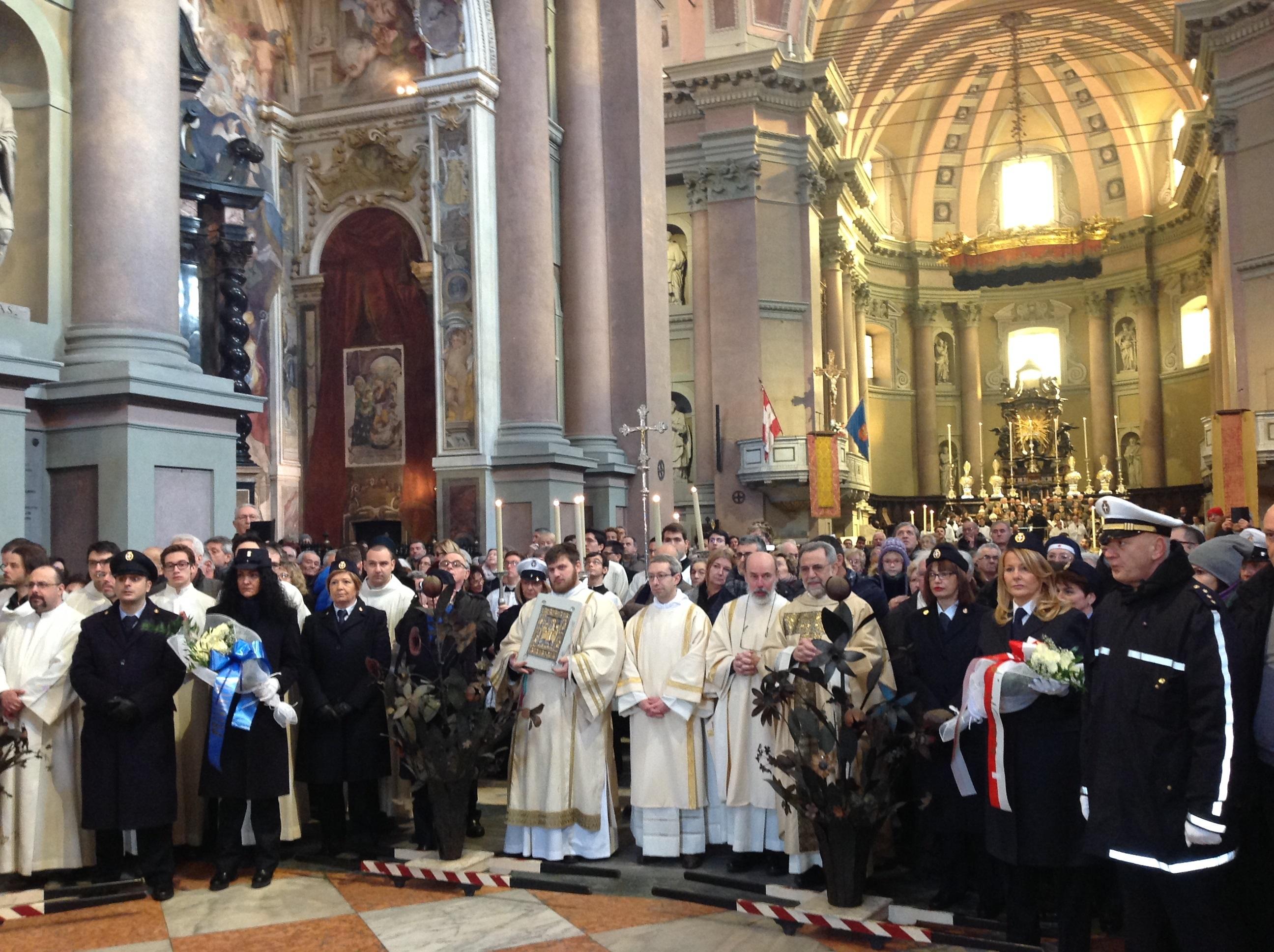 Il Vescovo per San Gaudenzio