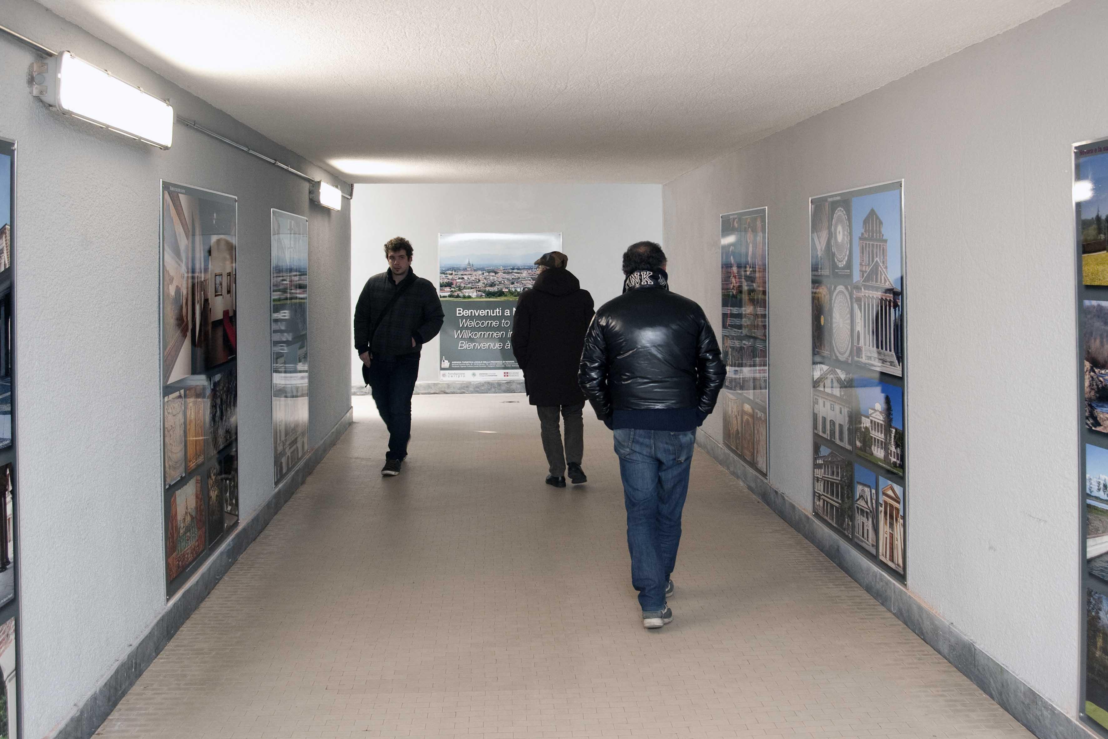 Nuova stazione ferroviaria: la vetrina della città di Novara tra spazi ristrutturati e gallerie fotografiche