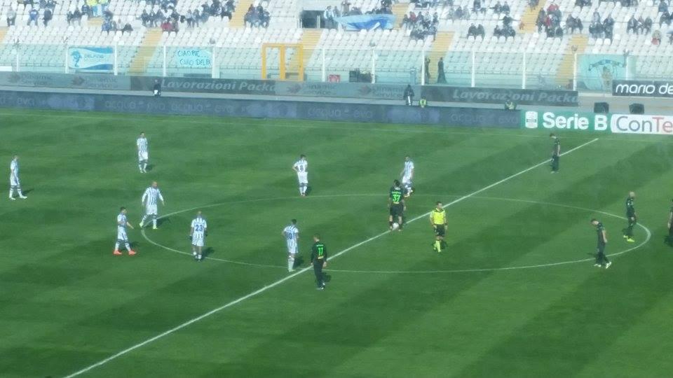 Il sogno degli Azzurri continua... Baroni ri-batte il Pescara del suo esonero e guida la corsa play-off