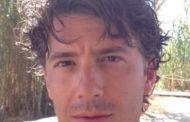 Christian: viaggio a piedi attraverso l'Italia per la fibrosi cistica. Tappa a Novara