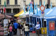 Week end lungo con il Mercato europeo: 19 nazioni rappresentate a Novara