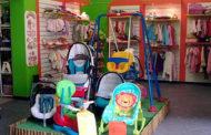 In Agorà il negozio dell'usato per bambini: vestiti e oggetti di qualità, merce selezionata