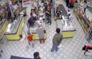 Arrestato rapinatore: ecco il video della rapina al supermercato MD di Novara