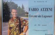 Tenente muore a 31 anni. Nel 2014 aveva perso la fidanzata, il pilota Valentini