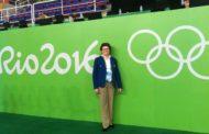 Donatella Sacchi, protagonista novarese alle Olimpiadi di Rio
