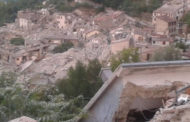 """Sui luoghi del sisma si utilizza Erikus, l'applicativo che """"mappa"""