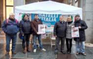 Reato di integralismo islamico: raccolta firme di Fratelli d'Italia