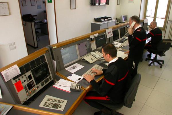 carabinieri-sala-operativa