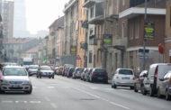 Due incidenti in corso Risorgimento causati da gasolio perso in strada