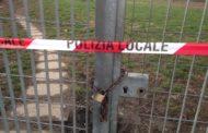 In Via Monte Rosa chiuso per lavori il parco sgambamento cani: riapre lunedì!