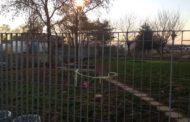 Nuove recinzioni nelle aree sgambamento cani