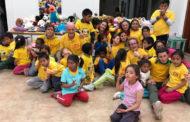 Dal campo della Magic all'Ecuador: i peluche del basket sono arrivati a Quito