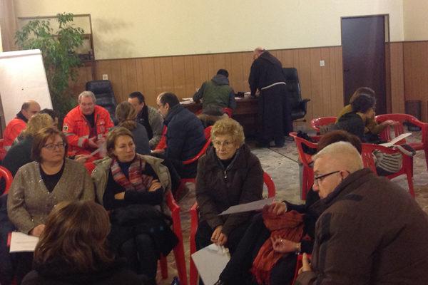 Volontario francescano: un corso a San Nazzaro della Costa