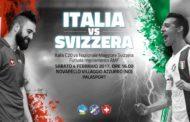 Calcio a 5: a Novarello l'Italia C20 sfida la Nazionale Svizzera