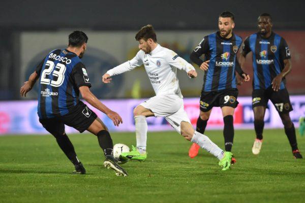 Latina - Novara 0-1