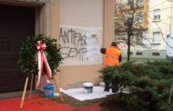 Vergogna a Novara: al Villaggio Dalmazia scritte oltraggiose contro le vittime delle foibe