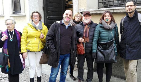 La rivolta del ciuccio a Palazzo Cabrino