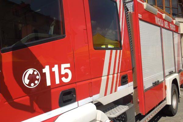 Due feriti soccorsi, entrambi positivi al test. Quarantena sanitaria per i VdF di Novara intervenuti