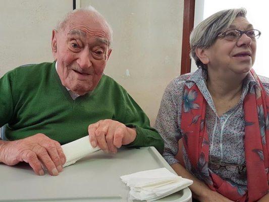 Lorenzo Berzero: 109 anni e non sentirli...