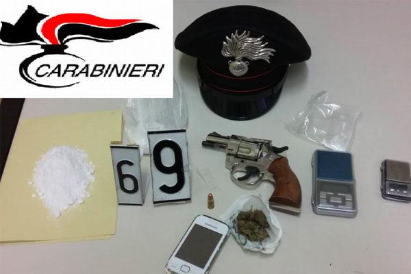 Arresti per droga e non solo