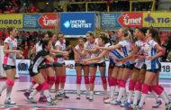 Igor Volley: sconfitta a Busto Arsizio. Ai playoff, sfida a Scandicci