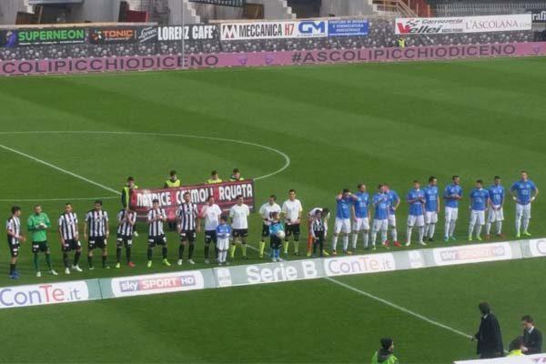 Vittoria del Novara contro Ascoli