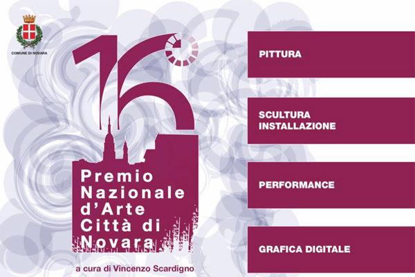 Premio d'Arte Città di Novara: al Broletto dal 1° aprile