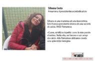 Silvana, lavoratrice, mamma e presidente dell'Asd Pernatese