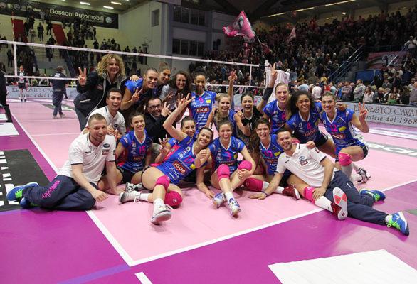 Lunedì a Modena per la finale