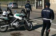 A Trecate, arrivano i Falchi, vigili motociclisti