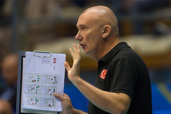 Massimo barbolini, nuovo allenatore della Igor volley