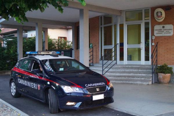Diversi furti in poche ore, 27enne novarese arrestata dai Carabinieri