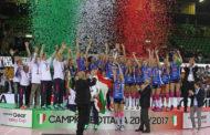 Igor volley nella storia. A Modena arriva il primo scudetto azzurro: Campione d'Italia!