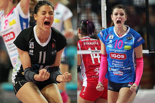 """CEV Semifinale di Ritorno. Novara a 2 passi (set) da Berlino. Sansonna:""""Fiducia nella mia squadra"""""""