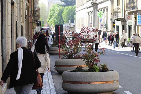 Lavori in corso Mazzini e limitazioni in altre vie della città