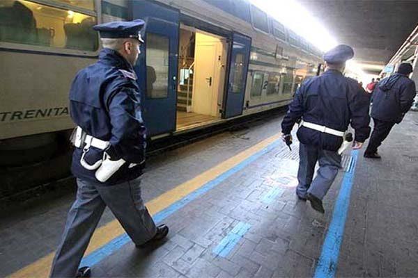Il bilancio settimanale della Polfer: a Novara due denunciati