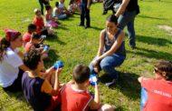 La solidarietà novarese corre su due ruote sino a Campo Valsesia
