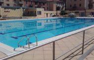 Sanificata la piscina di via Solferino. Costo: 6000 euro. La